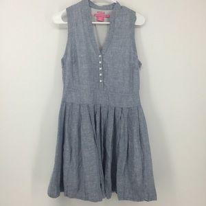 THE ISLAND COMPANY linen Hamilton dress